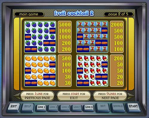 Игровые автоматы бесплатно шарики