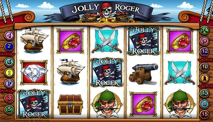 играть бесплатно игровой автомат роджер онлайн веселый