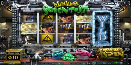 Автоматы madder scientist