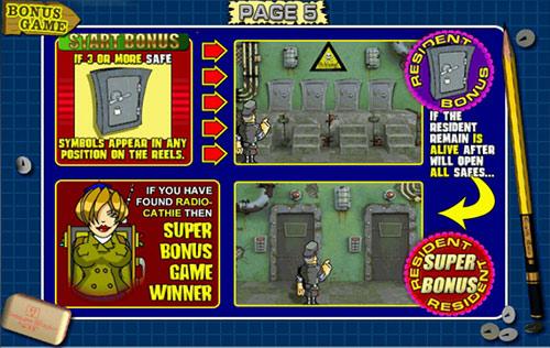 Игровой автомат Agent Jane Blonde — Играйте онлайн мгновенно и бесплатно